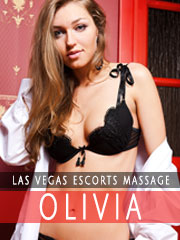 Get a sensual massage by this Vegas beauty