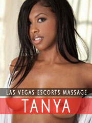 Tanya gives the best massage Las Vegas provides